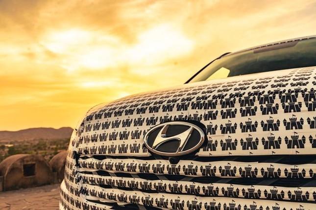 Hyundai Alcazar chính thức lộ diện ảnh 6