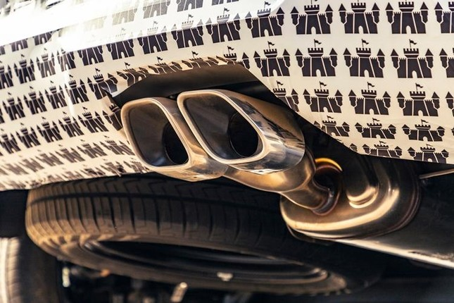 Hyundai Alcazar chính thức lộ diện ảnh 11