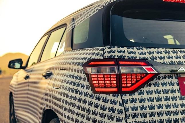 Hyundai Alcazar chính thức lộ diện ảnh 9