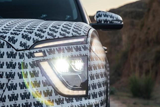 Hyundai Alcazar chính thức lộ diện ảnh 7