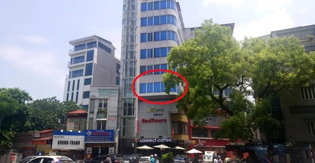 Khởi tố, khám xét văn phòng của luật sư Trần Vũ Hải ở Hà Nội ảnh 1