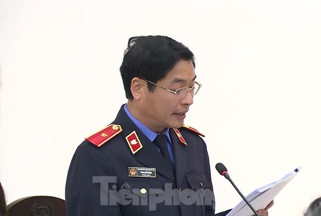 Đề nghị tử hình cựu Bộ trưởng Nguyễn Bắc Son, 14-16 năm tù ông Trương Minh Tuấn ảnh 1