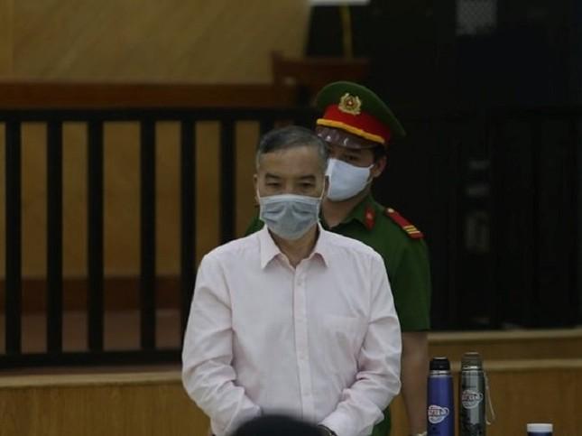 Sáng nay, xét xử phúc thẩm ông Nguyễn Bắc Son và 8 bị cáo ảnh 1