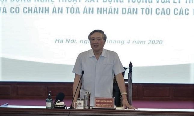 Dựng tượng vua Lý Thái Tông trong tòa án: Tác giả mẫu tượng nói gì? ảnh 1
