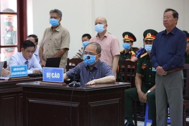 Đô đốc Nguyễn Văn Hiến xin nhận khuyết điểm trong việc mất 3 khu đất ảnh 1