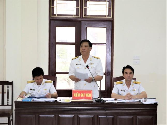 Đề nghị phạt Đô đốc Nguyễn Văn Hiến từ 3 đến 4 năm tù ảnh 1
