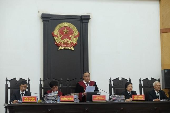 Vụ Đồng Tâm: Tòa tuyên án tử hình 2 bị cáo ảnh 1