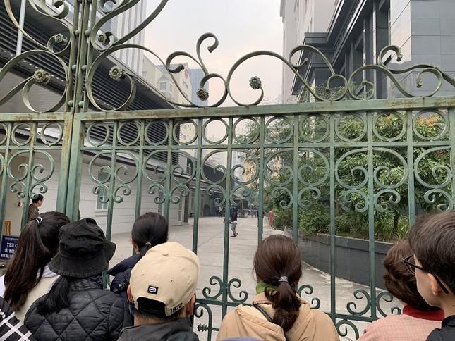 Thắt chặt an ninh tại phiên tòa xử cựu Chủ tịch Hà Nội Nguyễn Đức Chung ảnh 3