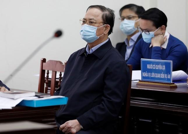 Đề nghị không chấp nhận cho cựu Đô đốc Nguyễn Văn Hiến hưởng án treo ảnh 1