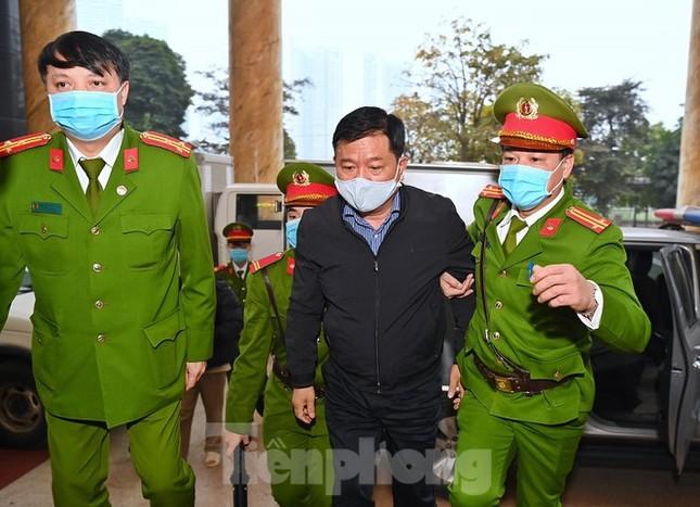 Ngày 8/3, Trịnh Xuân Thanh hầu tòa trong vụ mua biệt thự Tam Đảo ảnh 1