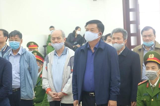 Bị cáo Trịnh Xuân Thanh đề nghị cho gia đình và báo chí dự tòa ảnh 1