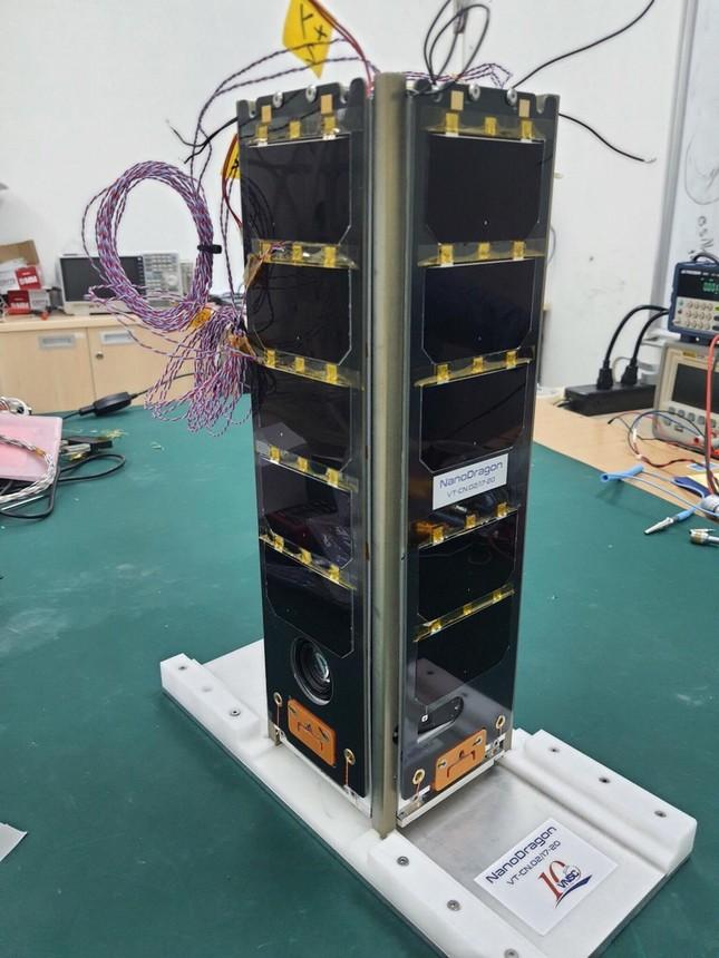 Thử nghiệm thành công, vệ tinh Việt Nam sẵn sàng lên vũ trụ ảnh 1