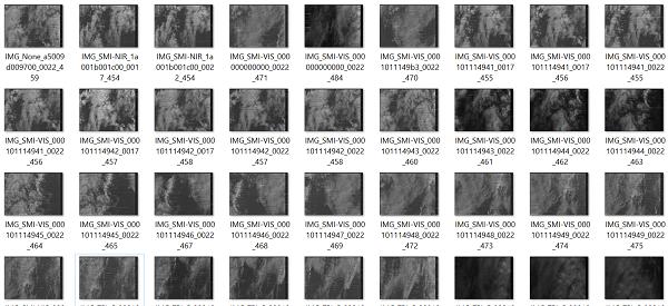 Vệ tinh 'Made in Vietnam' MicroDragon gửi những hình ảnh đầu tiên ảnh 2