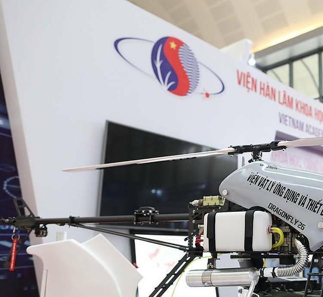 Việt Nam chế tạo thành công trực thăng không người lái ảnh 1