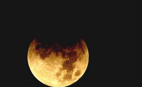 Thứ sáu tới, mặt trăng sẽ chuyển sang màu đỏ ảnh 1