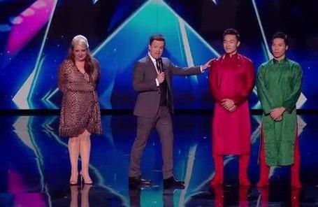 Quốc Cơ- Quốc Nghiệp vào Chung kết Britain's Got Talent 2018 ảnh 2