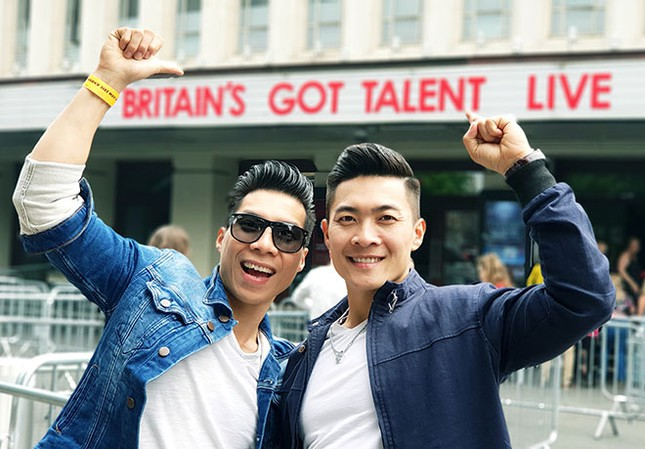 Quốc Cơ- Quốc Nghiệp vào Chung kết Britain's Got Talent 2018 ảnh 3