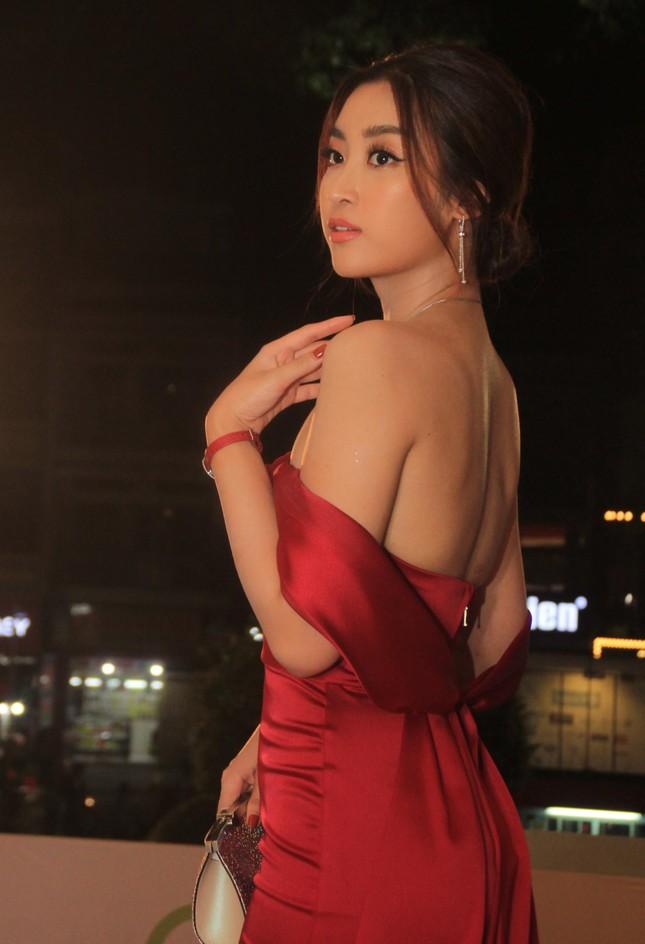 Dàn hoa hậu, á hậu khoe sắc trên thảm đỏ chung khảo Miss World Việt Nam ảnh 4