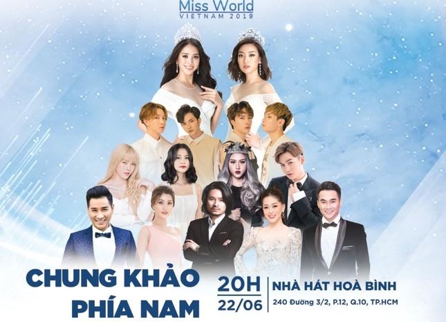 Mr Đàm đảm nhận 2 vai tại đêm chung khảo Miss World Việt Nam tối nay ảnh 1