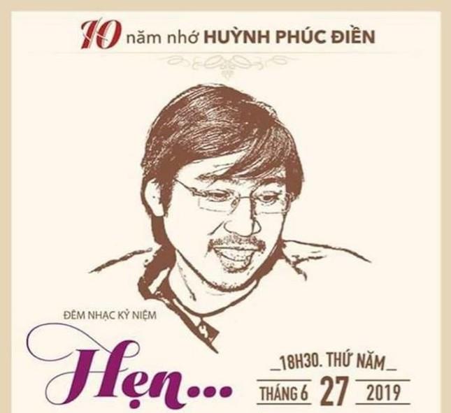 'Đạo diễn Triệu view' làm đêm nhạc tưởng nhớ anh trai Huỳnh Phúc Điền ảnh 3