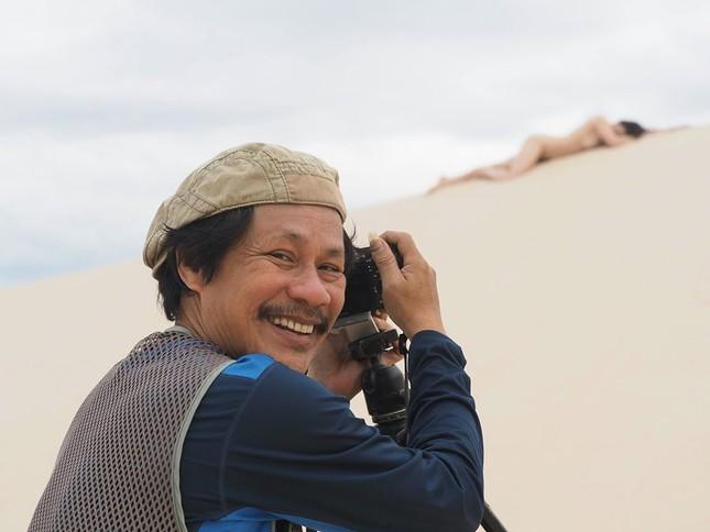 Lần đầu tiên, Thái Phiên tung bộ ảnh nude in trên đá đẹp mê hồn ảnh 3