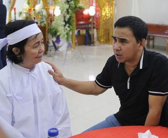 Sáng mai, NSƯT Nguyễn Chánh Tín về nơi an nghỉ cuối cùng ảnh 4