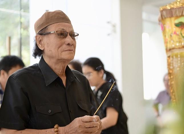 Sáng mai, NSƯT Nguyễn Chánh Tín về nơi an nghỉ cuối cùng ảnh 3
