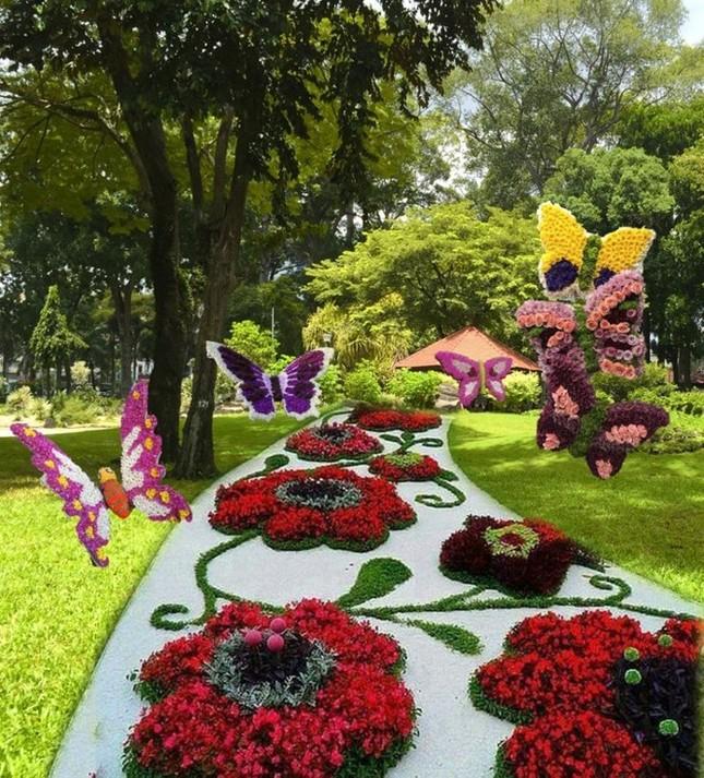 TPHCM công bố các điểm giữ xe cho khách đi Đường hoa và Hội hoa Xuân ảnh 3