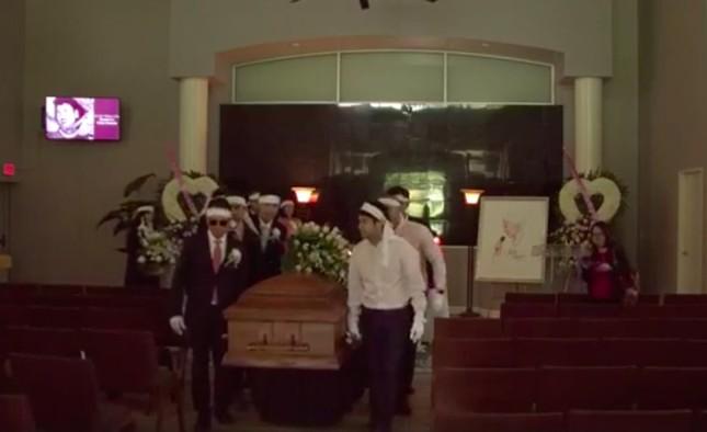 Hàng trăm ngàn lượt xem livestream lễ tang để tiễn đưa danh ca Thái Thanh ảnh 3