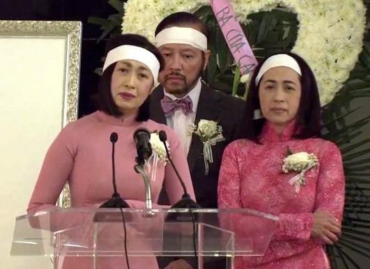 Hàng trăm ngàn lượt xem livestream lễ tang để tiễn đưa danh ca Thái Thanh ảnh 1