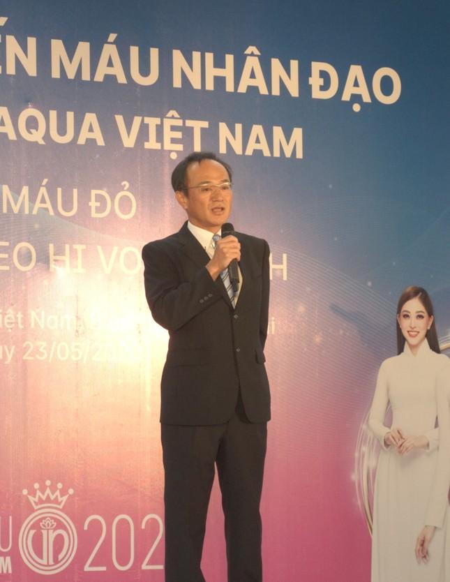 Các Hoa hậu - Á hậu cùng tham gia ngày hội Hiến máu nhân đạo tại Đồng Nai ảnh 5