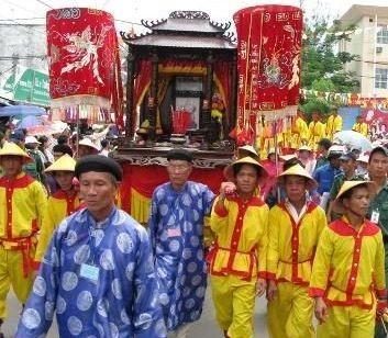 Đan Trường và nhiều nghệ sĩ biểu diễn tại Lễ hội trên 100 năm tuổi Nghinh Ông - Cần Giờ ảnh 3