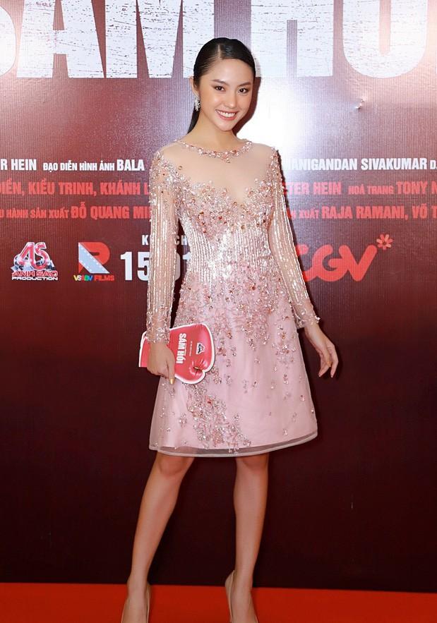 Quyền Linh đưa con gái xinh đẹp như minh tinh đi dự ra mắt phim ảnh 15