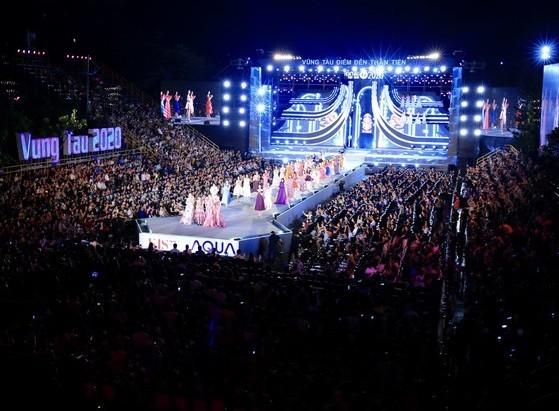 Cuộc thi Hoa hậu Việt Nam 2020 lọt top 10 sự kiện tiêu biểu tại TP Vũng Tàu ảnh 1