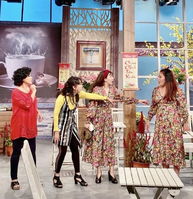 Cười thả ga với 3 chùm tiểu phẩm hài trên HTV dịp Tết ảnh 3