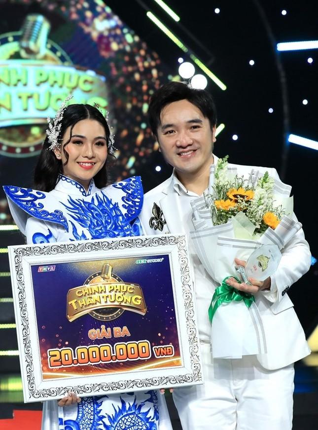 Dù bị tai nạn, nữ ca sỹ trẻ Hiếu Băng vẫn giành giải Nhì trong Chinh Phục Thần Tượng ảnh 3
