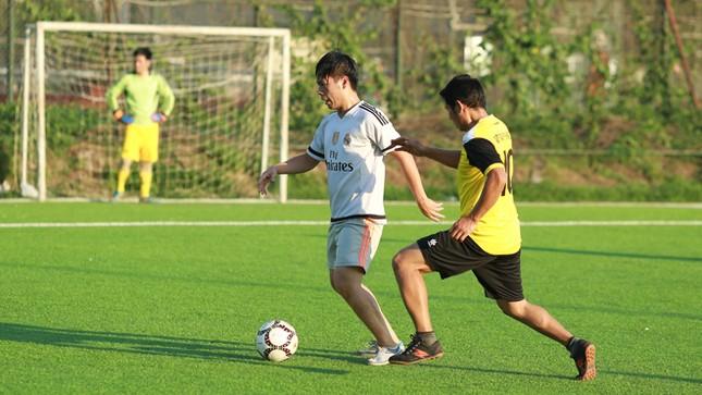 Đội bóng Tiền Phong vào tứ kết Cup Trung Thành 2017 ảnh 6