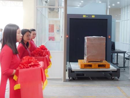 Việt Nam tiếp nhận máy soi hàng hóa 4,6 tỷ đồng ảnh 3