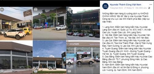Vạch mặt nhiều đại lý và xưởng dịch vụ giả mạo thương hiệu Hyundai ảnh 1