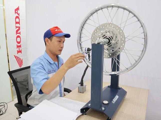 Honda Việt Nam thi Kỹ thuật viên DV và Nhân viên QHKH xuất sắc 2019 ảnh 2