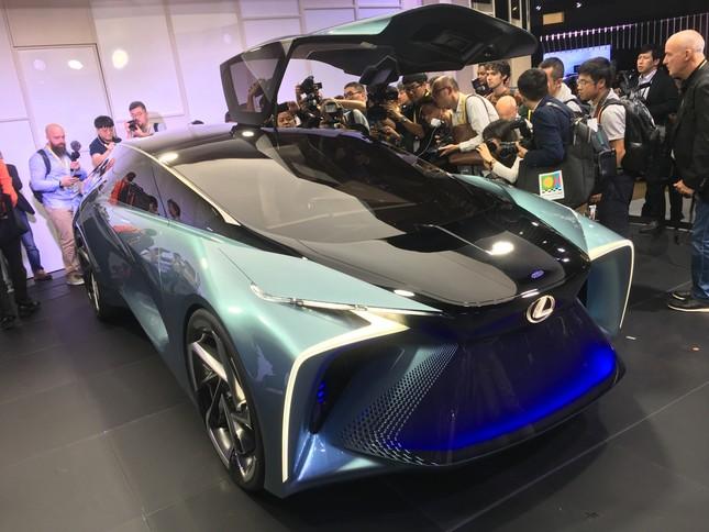 Những xế hộp độc đáo tại Tokyo Motor Show 2019 ảnh 5