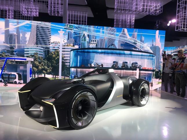 Những xế hộp độc đáo tại Tokyo Motor Show 2019 ảnh 2