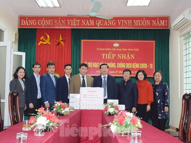 Honda Việt Nam chung tay cùng Chính phủ phòng chống dịch Covid-19 tại Việt Nam ảnh 1