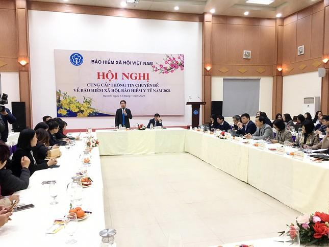 Vượt qua thách thức, BHXH Việt Nam hoàn thành xuất sắc mọi nhiệm vụ ảnh 1
