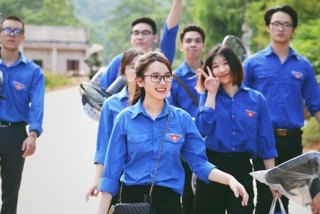 Nữ Đảng viên 9X tài năng, say mê công tác Đoàn trường Đại học Kinh tế Quốc dân ảnh 8