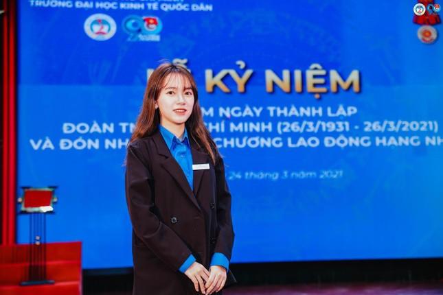 Nữ Đảng viên 9X tài năng, say mê công tác Đoàn trường Đại học Kinh tế Quốc dân ảnh 1