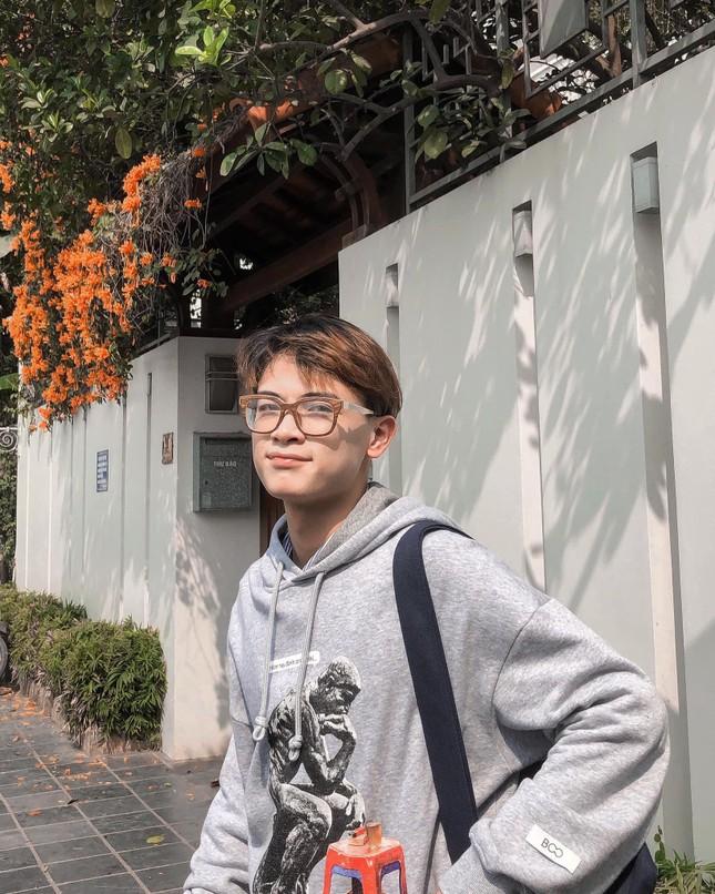 """""""Hot boy Thủy lợi - Đình Kiên"""" và những dự định khi ra trường ảnh 9"""