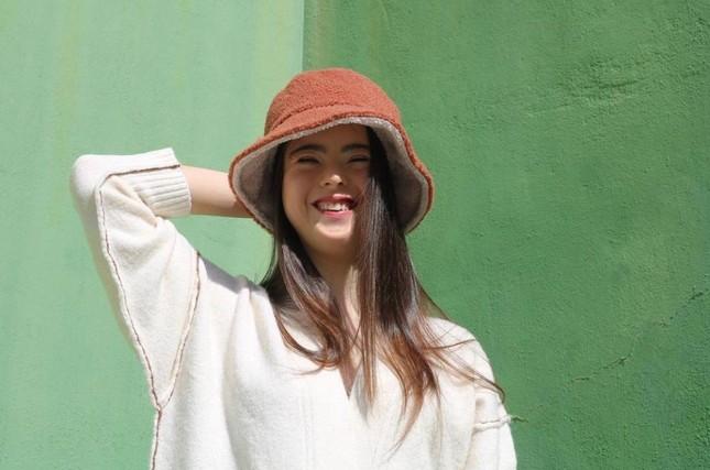 Nghị lực trở thành người mẫu chuyên nghiệp của cô gái mắc hội chứng Down ảnh 5