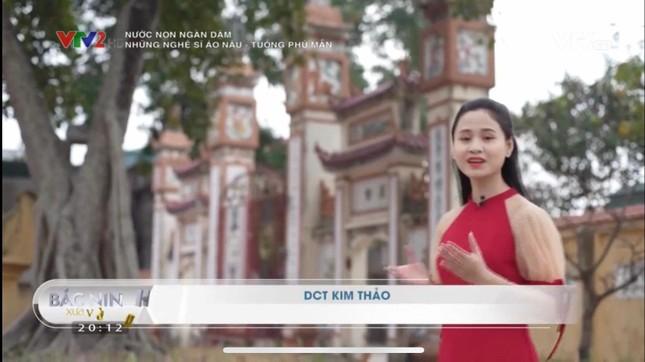 """Cô gái Bình Dương và con đường trở thành MC VTV2: """"Hãy sống thật tử tế"""" ảnh 4"""