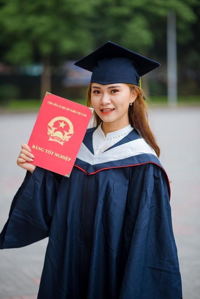 """Nữ sinh viên Học viện Nông nghiệp Việt Nam """"cháy hết mình"""" với phong trào tình nguyện ảnh 1"""